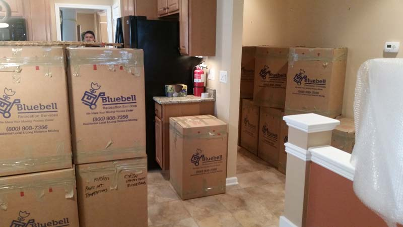 Packaging and relocation company in Kearny New Jersey