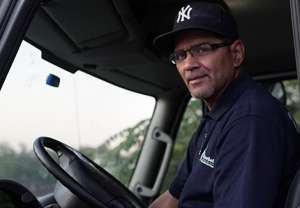 Residential movers NJ on the road