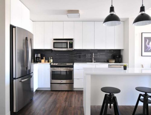 How to give your kitchen an inexpensive makeover?