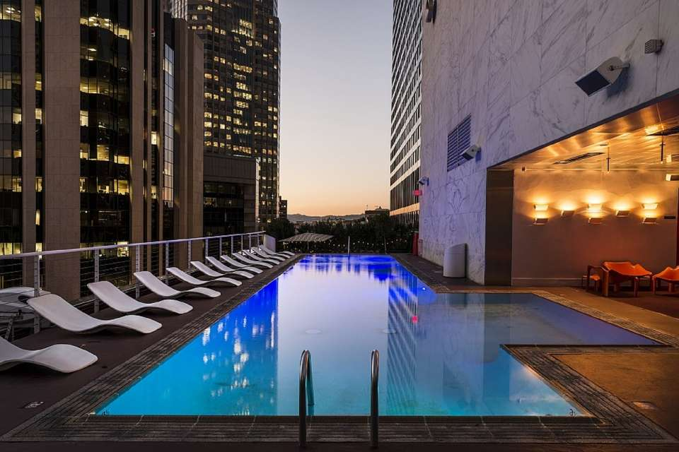The most popular rooftop trends in New Jersey are with hotels and bars, for now!