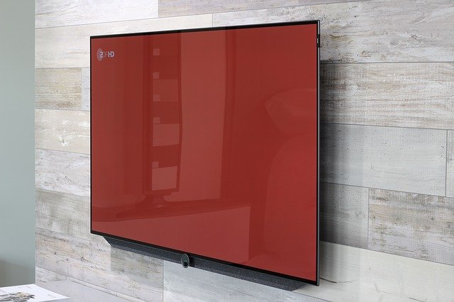 move a flat screen TV with ease
