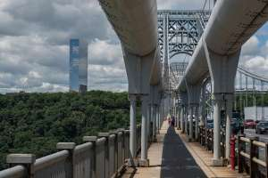 Rutherford movers will take you over George Washington bridge