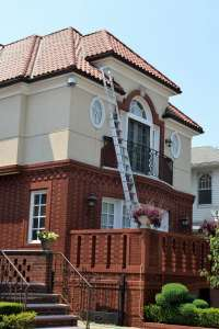 Hire a home inspector to inspect a new house before you move in.