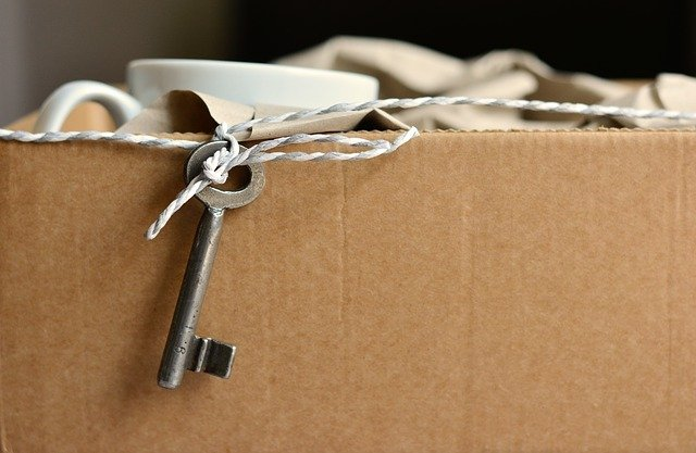 Pitman movers will pack your things in boxes