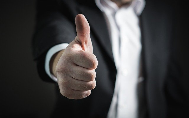 give your rockaway movers a thumbs up