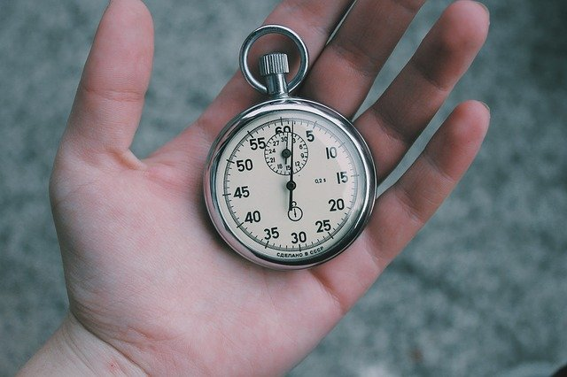 Stopwatch - You won't need it with moving container rental