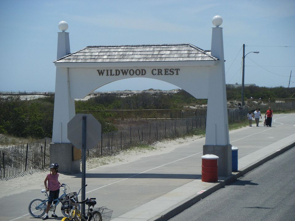 Wildwood Crest movers will take you through this arc