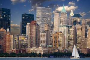 Manhattan skyline - here's how to handle moving from Jersey City to Manhattan