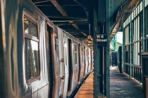 The New York subway - figure out the subway system before moving from Jersey City to Manhattan