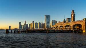 moving to Hoboken means you get to see this view