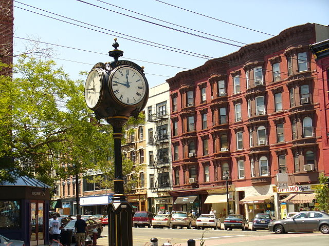 there are many reasons why Hoboken is a great place to live for Millennials