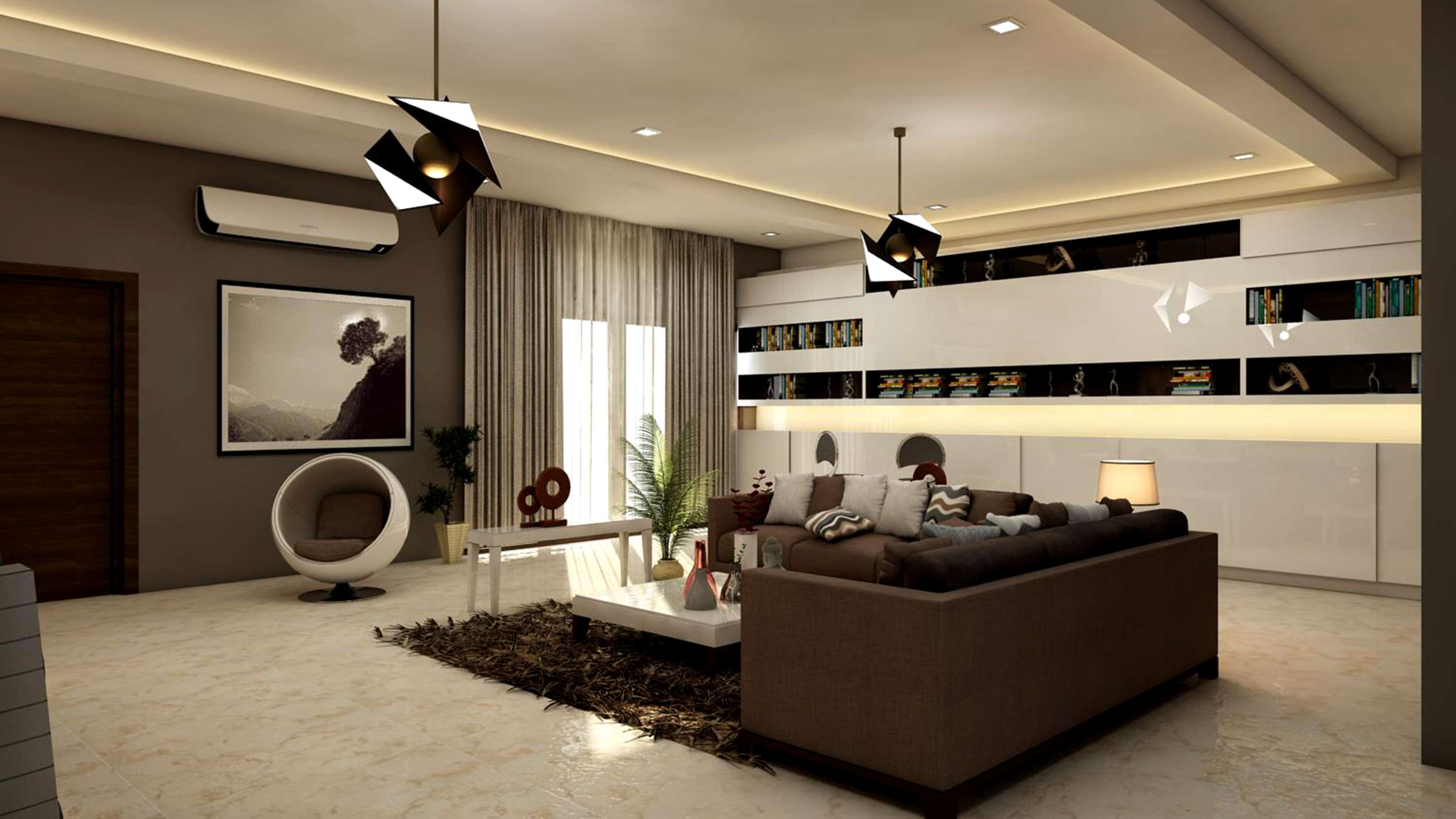Design a peaceful living space in your new home