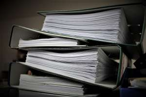 Have all office relocation paperwork handy!