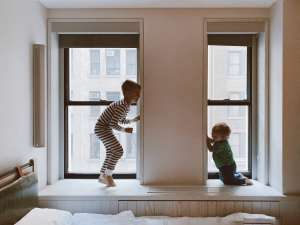 trying to childproof your new home