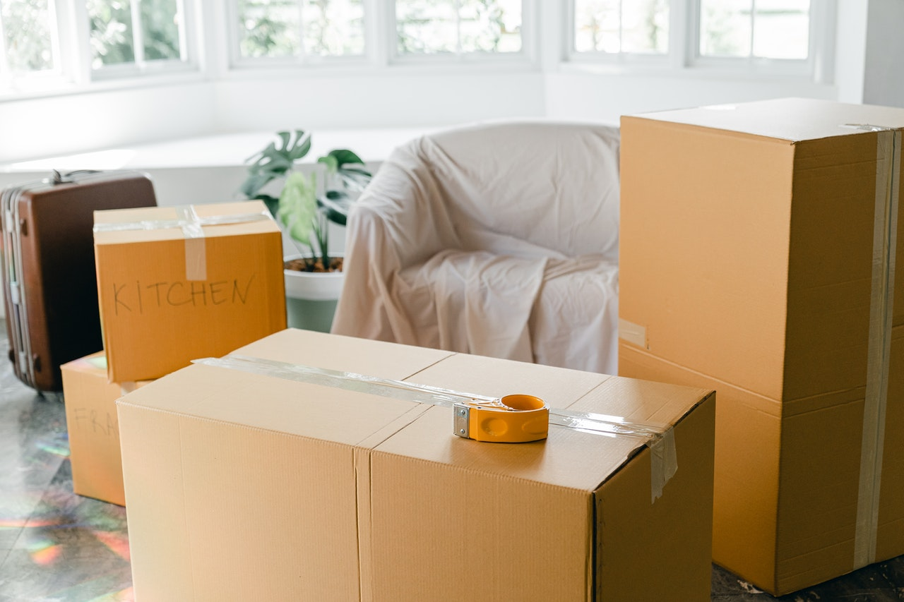 Utilizing proper packing supplies to avoid losing your things during your Elizabeth move