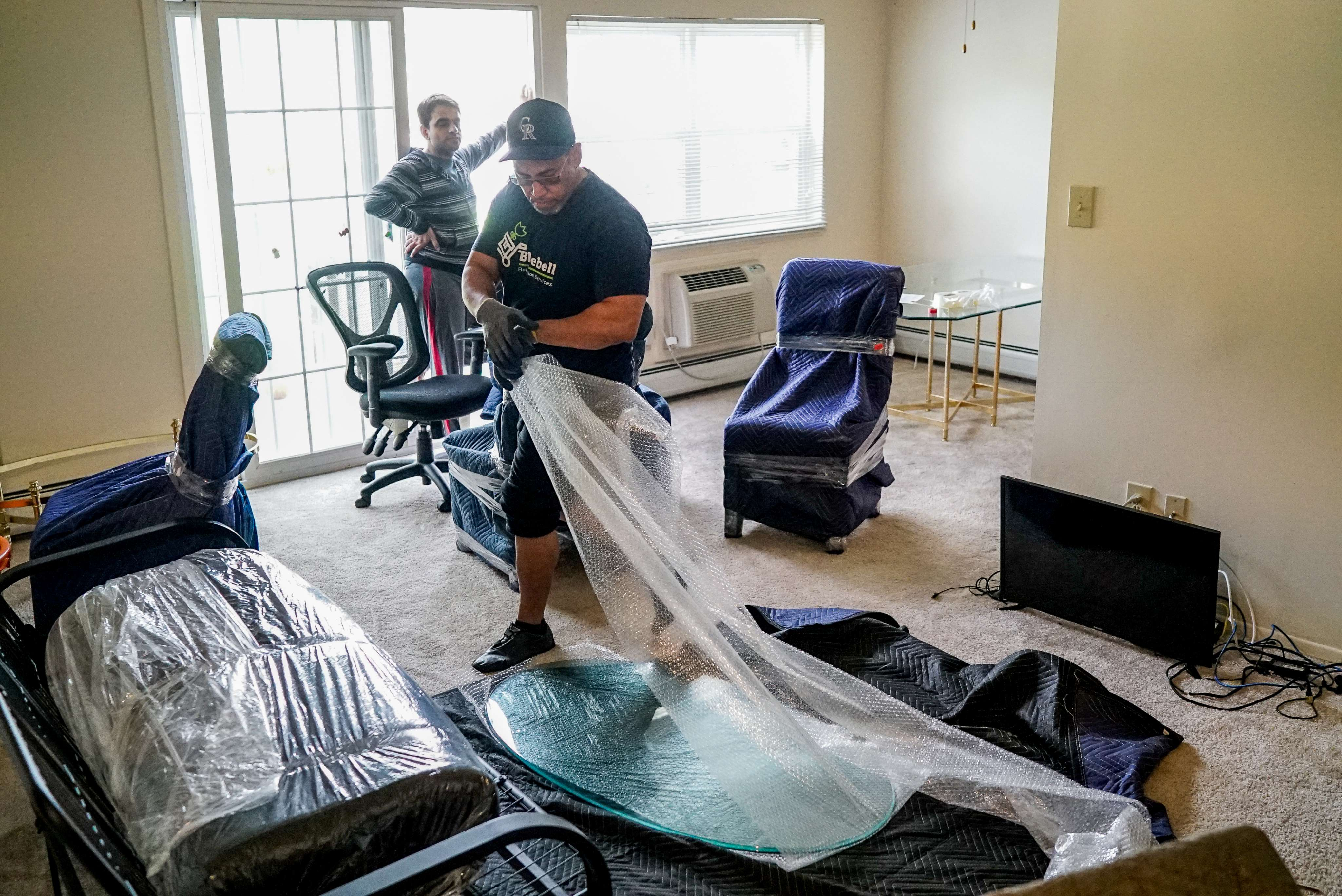 Local Movers for Business Move in Clifton