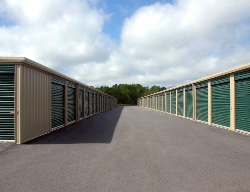 Reasons to use a self-storage unit while moving to Edison NJ